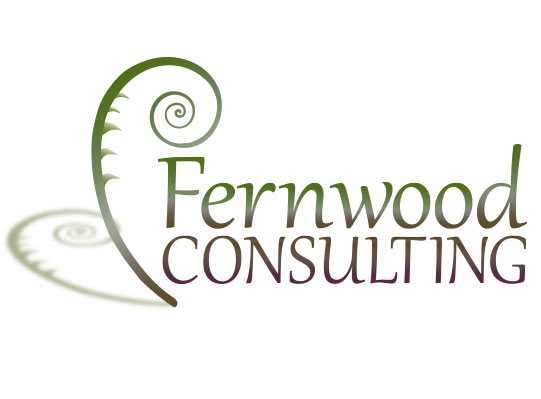 Fernwood Consulting Logo and Website by Wetherbee Creative wetherbeecreative.com